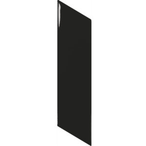 Arrow Gloss Black- Right-Wall Tile