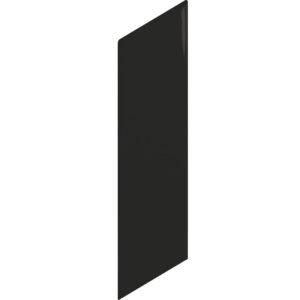 Arrow Matt Black- Left-Wall Tile