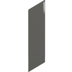 Arrow Gloss Dark Grey- Left-Wall Tile