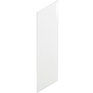Arrow Gloss White- Left-Wall Tile