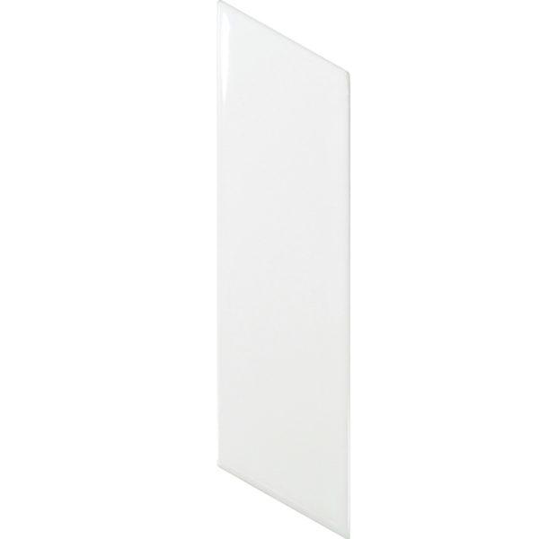 Arrow Matt White- Right-Wall Tile