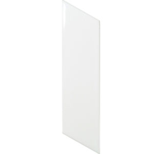 Arrow Gloss White- Right-Wall Tile