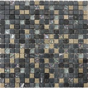 Aztec Gris Mosaic