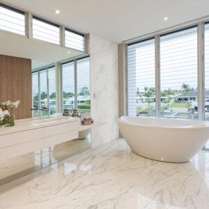 Athena Carrara Matt 60cm x 120cm Floor & Wall Tile