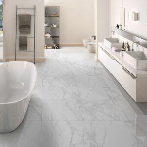 Athena Carrara Gloss 60cm x 120cm