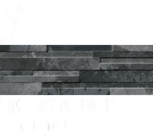 Aruzzo Graphene 17cm x 52cm Stone Effect Wall Tile