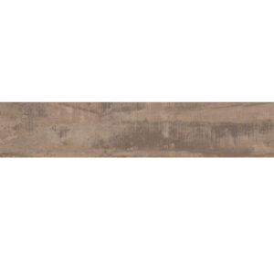 Taupe Wood Effect Porcelain Tile Dark High Quality Rectified