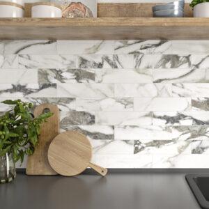 Portofino 8cm x 33.3cm Wall or Floor Tile