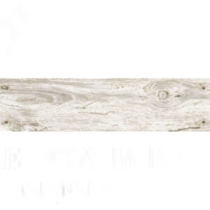 Woodland White 10cm x 60cm Wall or Floor Tile