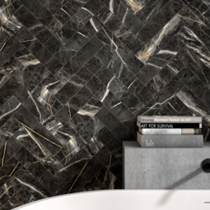 Fusion 8cm x 33.3cm Wall or Floor Tile