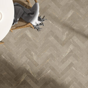 Astro Taupe 8cm x 33.3cm Wall or Floor Tile