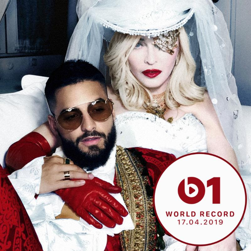 Madonna, music, youtube
