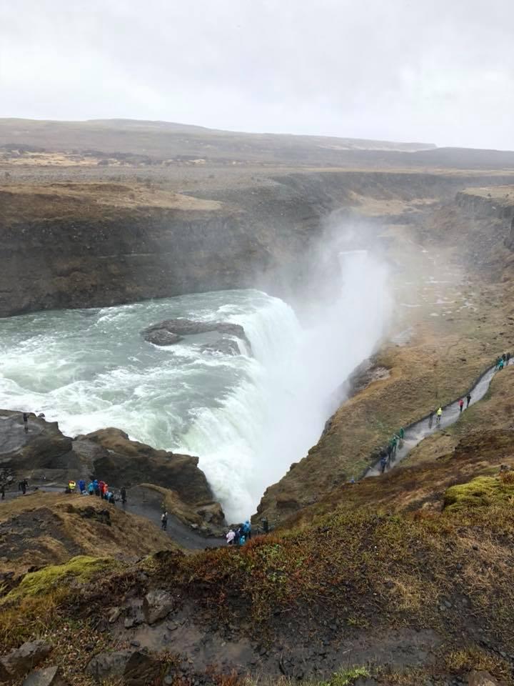 gullfoss-waterfall-iceland-travel-diary
