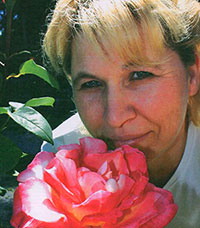 Aqua Magazine article on Irina's garden (2007)