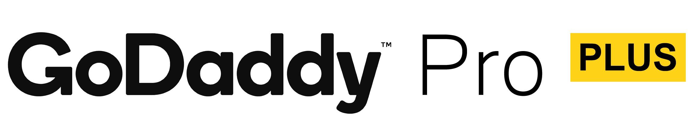 GoDaddy Pro Plus Logo