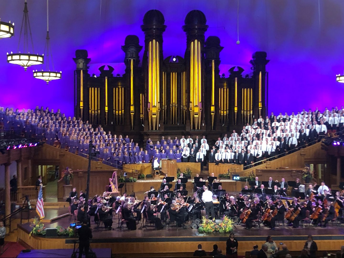 """The Mormon Tabernacle Choir totally crushes """"The Sound of Music"""""""