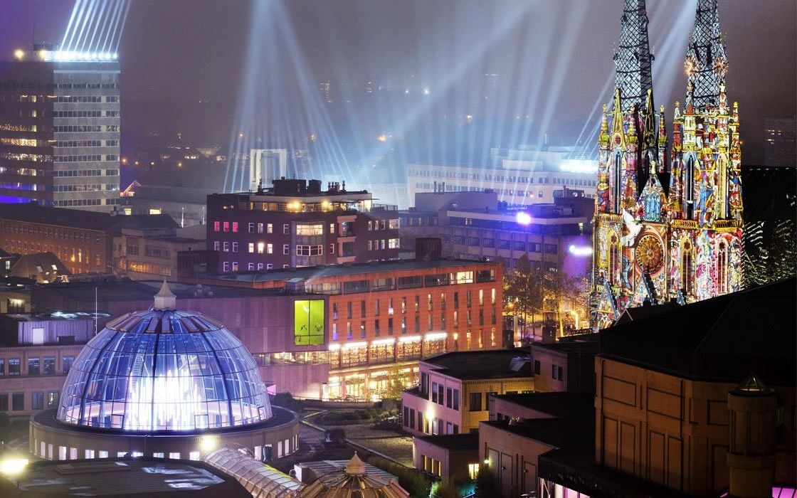 Eindhoven is electric! A way cool and way underrated Dutch city