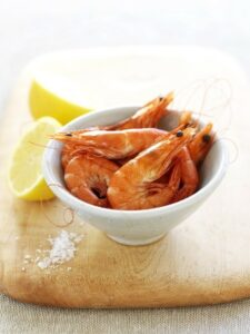 vannamei prawns cooked 005