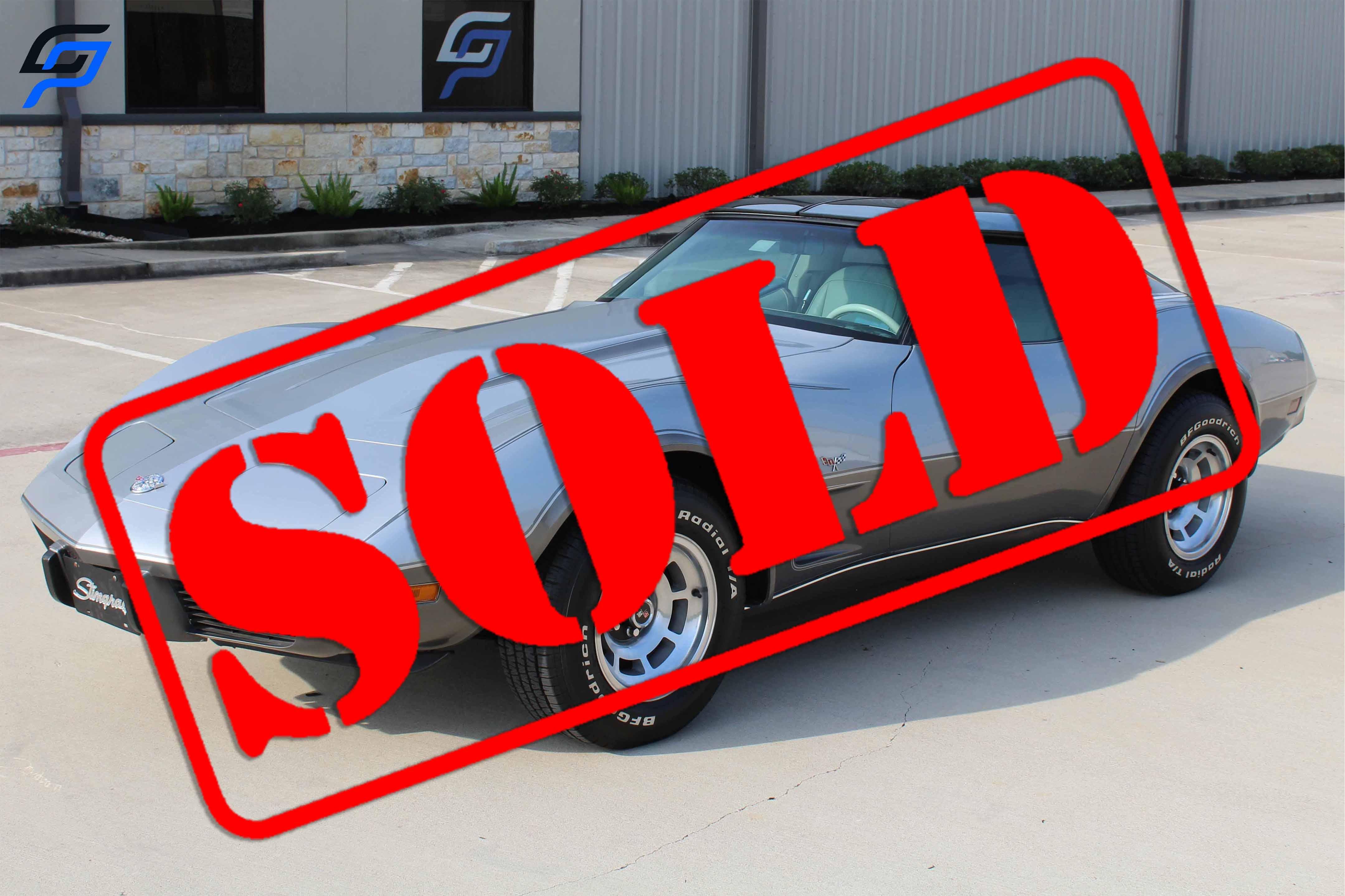 L82, Anniversary Edition Corvette