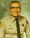 Sheriff Deputy Ralph K. Butler