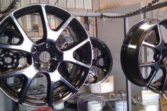 7-Firecoat-Custom-Powder-Coating - RAW Metal Works,  Centerville, Iowa