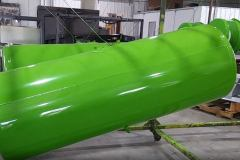 Powder-Coating-fuel-tanks-Firecoat-Custom-Powder-Coating - RAW Metal Works,  Centerville, Iowa