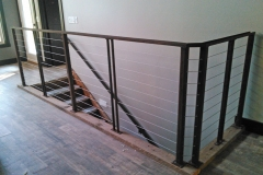 Stair-Railing---house-RAW Metal Works