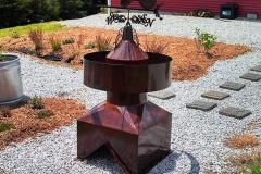 Outdoor Metal Decor-RAW Metal Works
