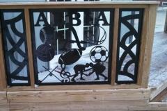 Albia-Sports-Railing-RAW Metal Works