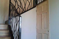 Curly-Metal-Stairway-RAW- Metal-Works