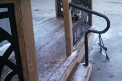 Custom-rail---RAW Metal Works