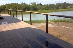 Deck-Railing---RAW Metal Works