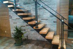 Metal-&-Glass-Stair-Rail-RAW Metal Works