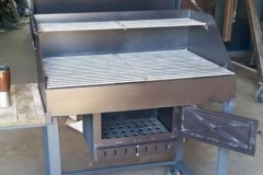 Coating-grill-RAW Metal Works