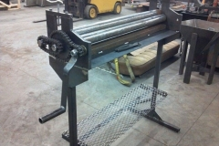 Sheet Metal Roller-RAW-Metal-Works