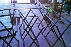 Mud Stands-RAW-Metal Works