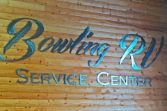 Bowling-RV-Center-sign-RAW Metal Works