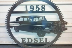 Edsel-Sign-RAW Metal Works