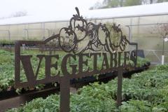 Metal-Vegetable-Sign - RAW Metal Works