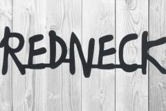 Redneck-Sign-RAW Metal Works
