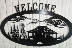 Welcome-sign-RAW Metal Works