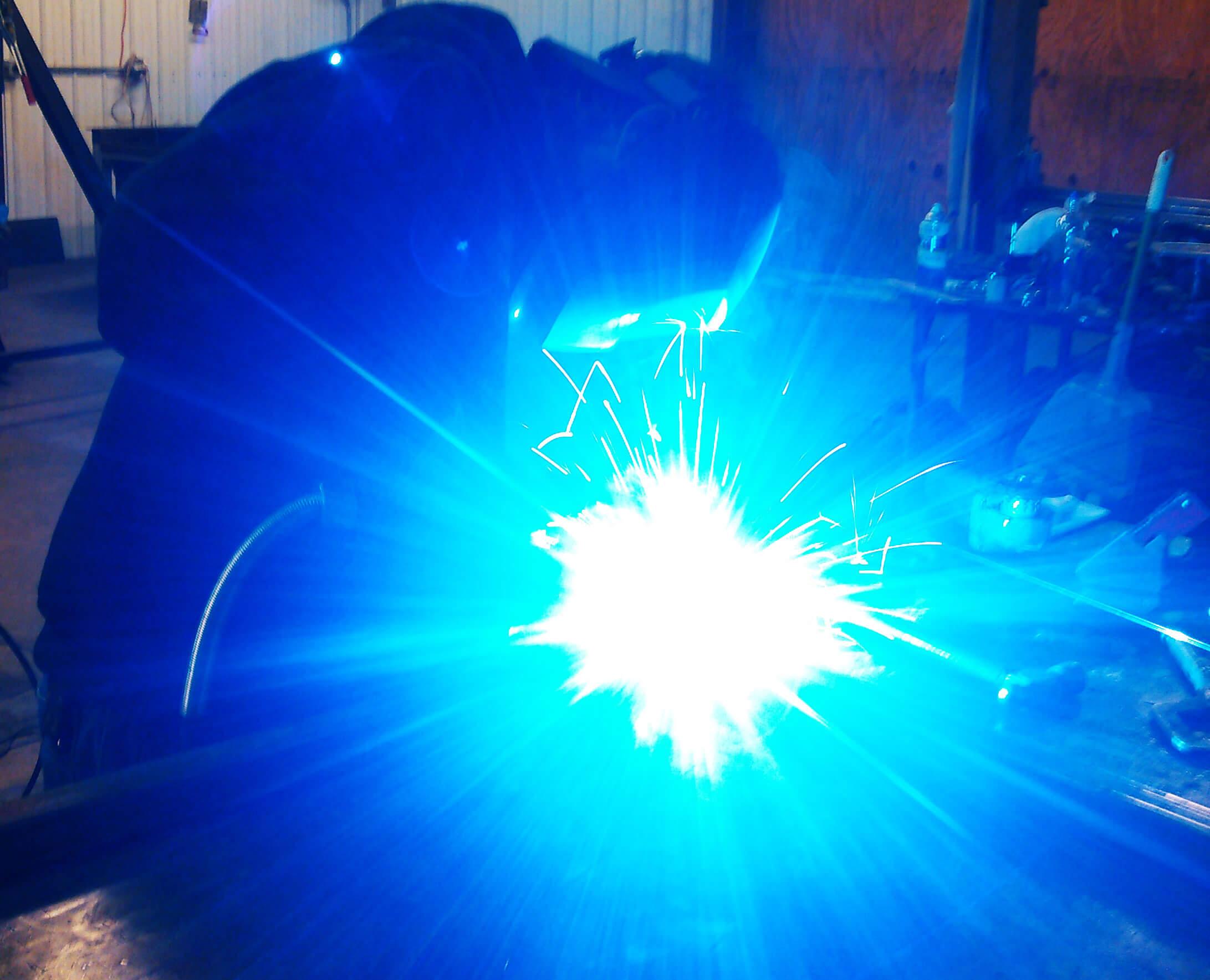 RAW Metal Works Welding