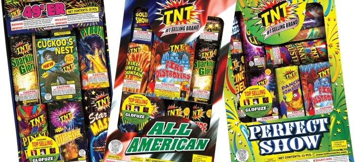 TNT Fireworks image