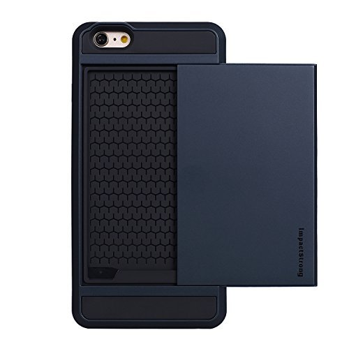 iPhone-6-Case-ImpactStrong-Wallet-Slider-Card-Case-Drop-Protection-Heavy-DutyWallet-For-Apple-iPhone-66-B013SEJQIQ