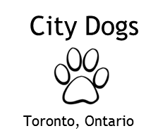 City dogs Toronto logo.