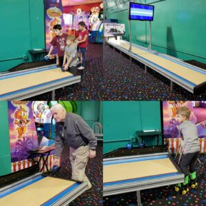Ball Bowler Mini Bowling at Family Entertainment Center in Rochester NY 2019