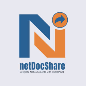 Integrate netdocuments with SharePoint