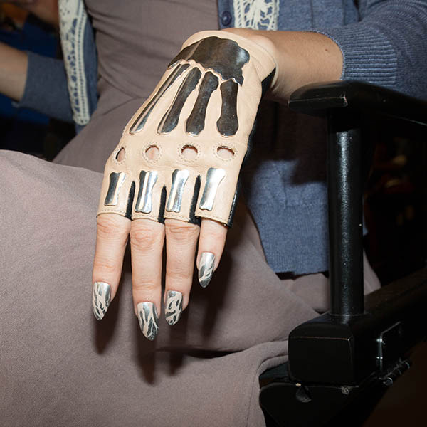NAILS THAT ROCKED DAY 4 OF NYFW
