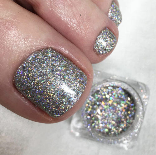 The Ultimate guide to galaxy holo and flakes