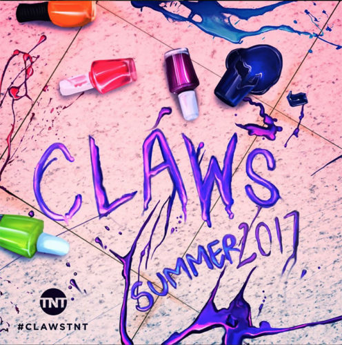 the manicurist behind Claws TNT